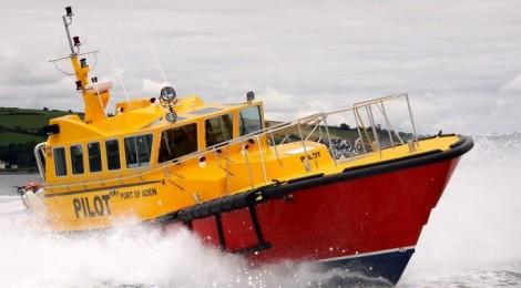 Port of Aden Pilot of Savehaven Marine, Ireland